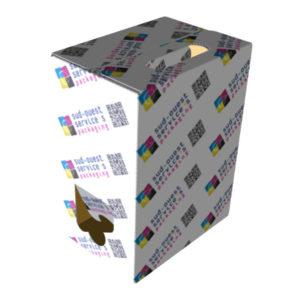 BIB 3L caisse outre sur mesure sud ouest services packaging sur mesure