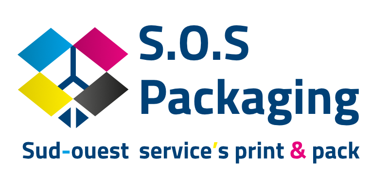 logo SOS packaging