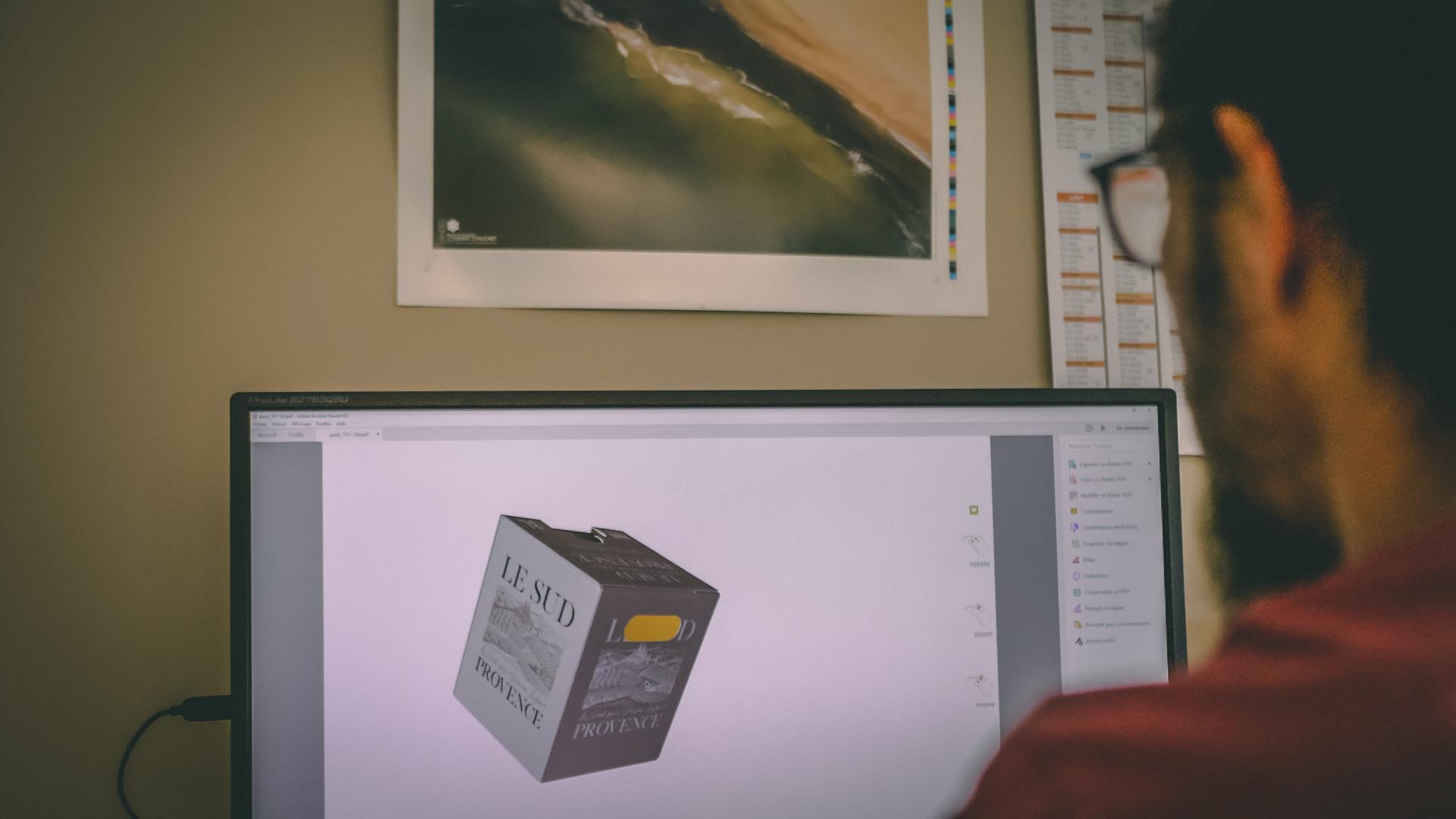 prototypage packaging sur mesure 3D 1