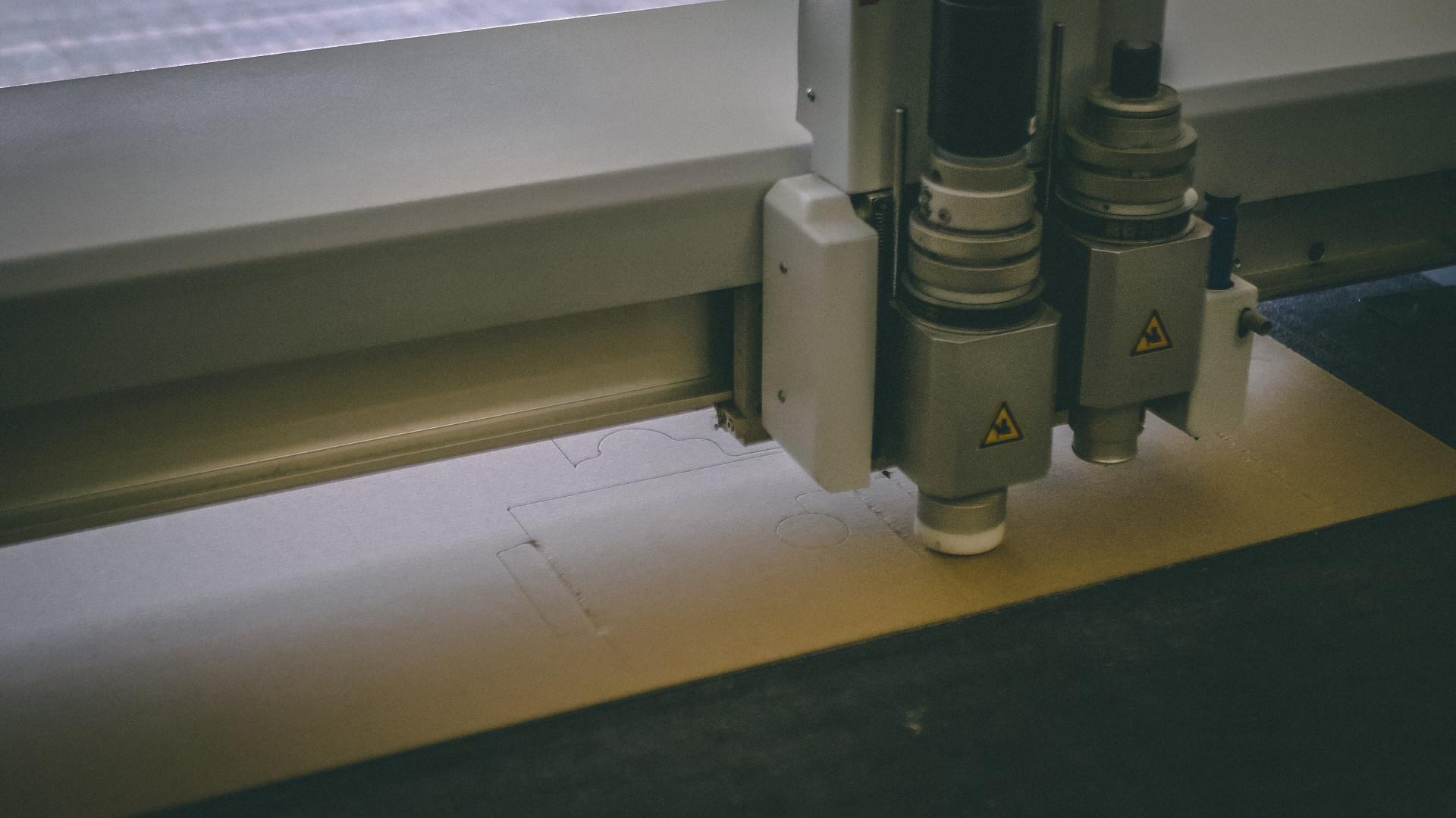 prototypage packaging sur mesure 3D avec decoupe laser