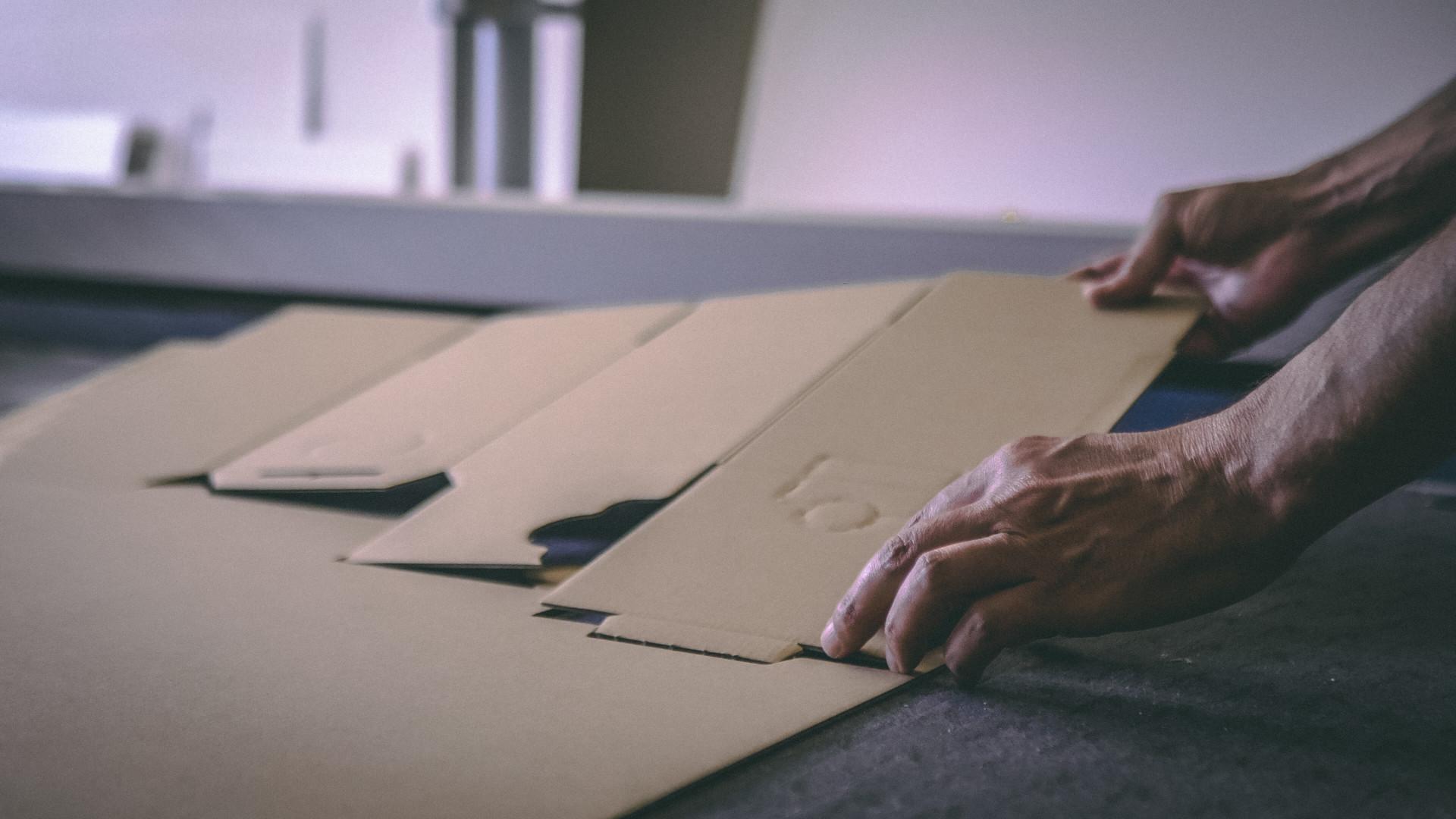 prototypage packaging sur mesure 3D decoupe laser finition