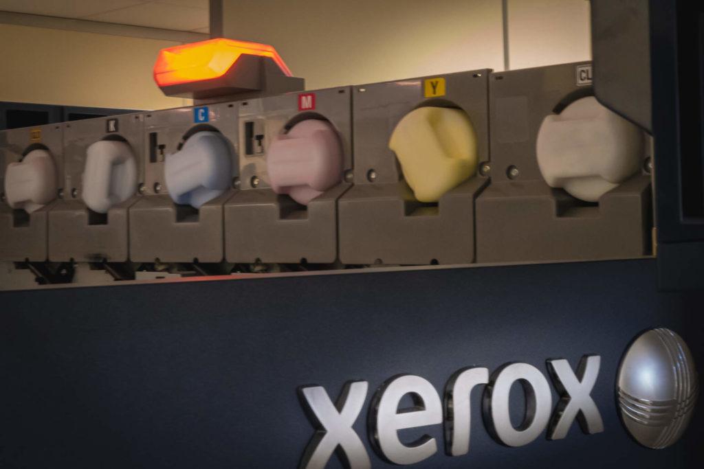 xerox 6 couleurs